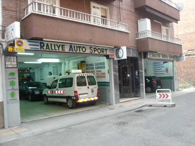RALLEY AUTO SPORT