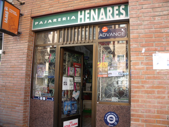 PAJARERIA HENARES