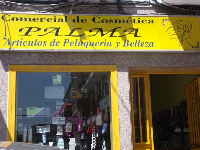 COMERCIAL DE COSMETICA PALMA
