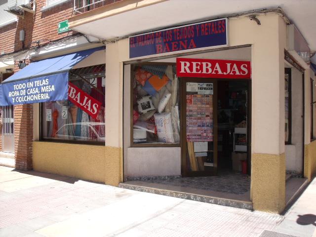 ALMACENES BAENA EL PALACIO DE LOS TEJIDOS