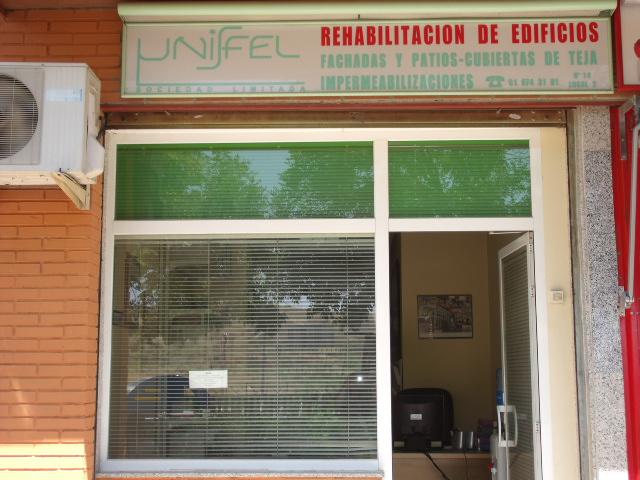 UNIFEL CONSTRUCCIONES E IMPERMEABILIZACIONES