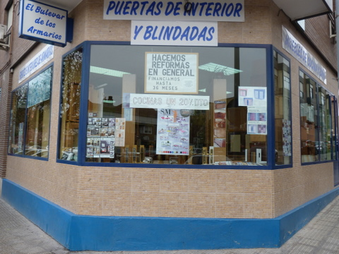 EL BULEVAR DE LOS ARMARIOS