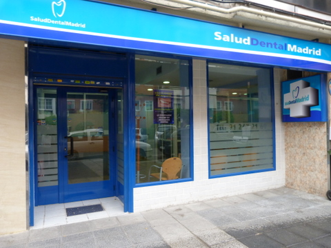 CLINICA SALUD DENTAL MADRID