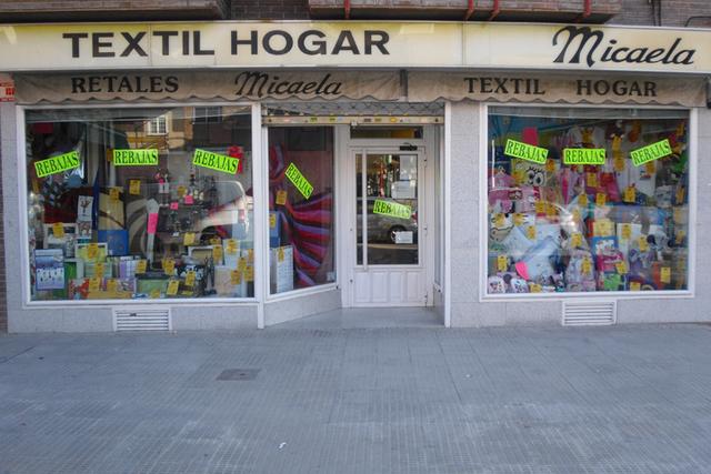 TEXTIL HOGAR MICAELA