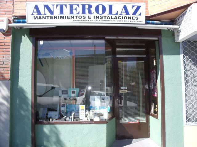 ANTEROLAZ, MANTENIMIENTO E INSTALACION DE ANTENAS