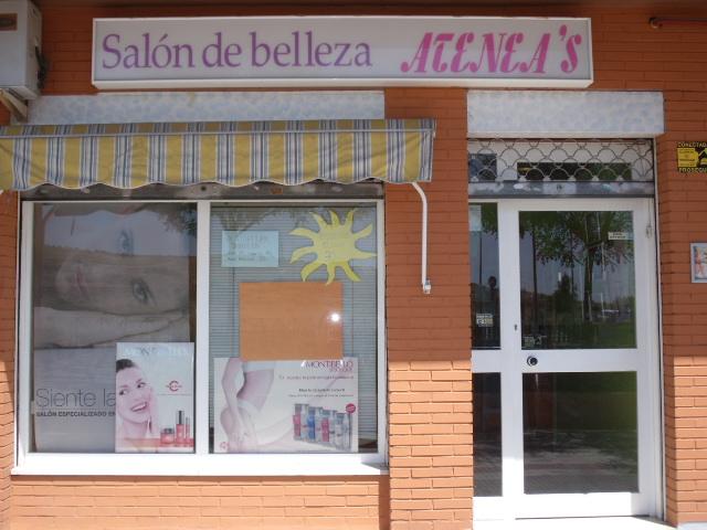 SALON DE BELLEZA ATENEAS