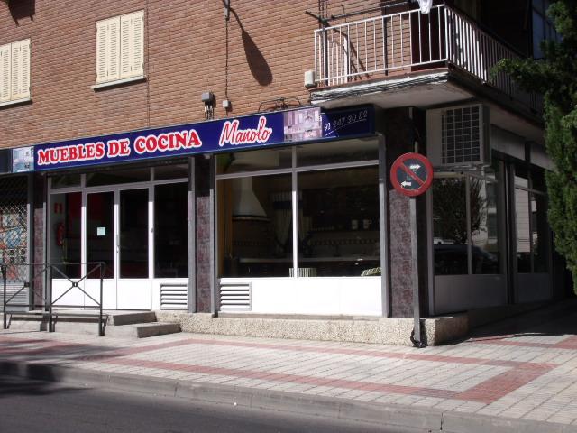 MUEBLES DE COCINA MANOLO