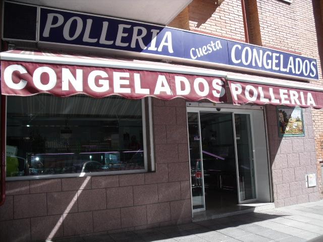 POLLERIA CONGELADOS CUESTA