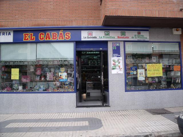 LIBRERIA 1X2 EL CABAS