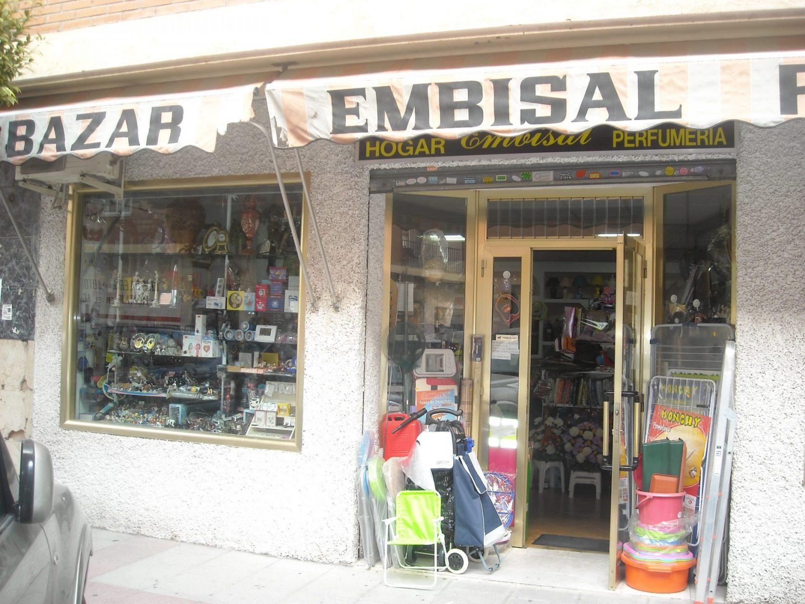BAZAR EMBISAL