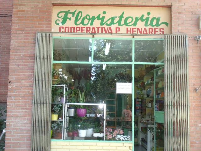 FLORISTERIA PARQUE HENARES, S.C.L.