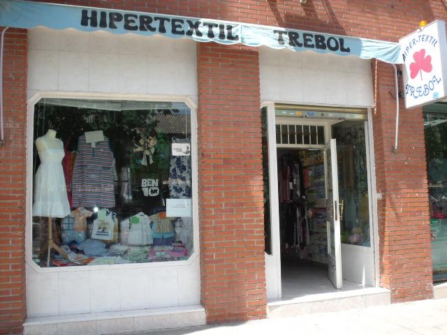 HIPERTEXTIL EL TREBOL