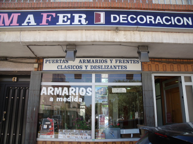 MAFER DECORACION