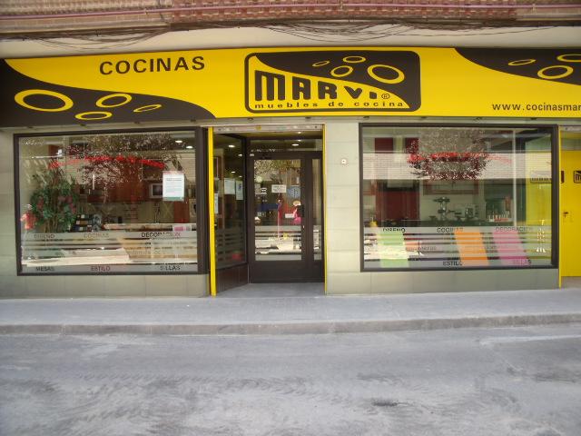 COCINAS MARVI