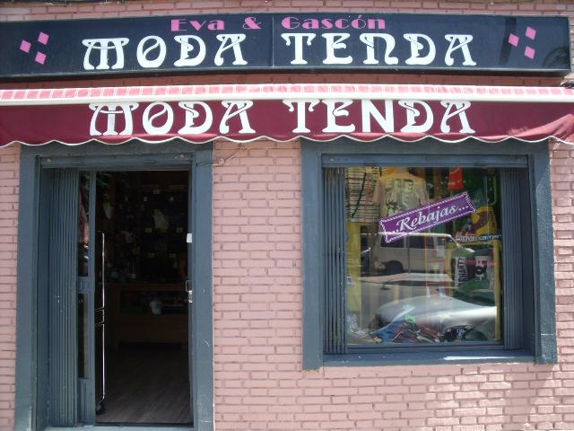 MODA TENDA