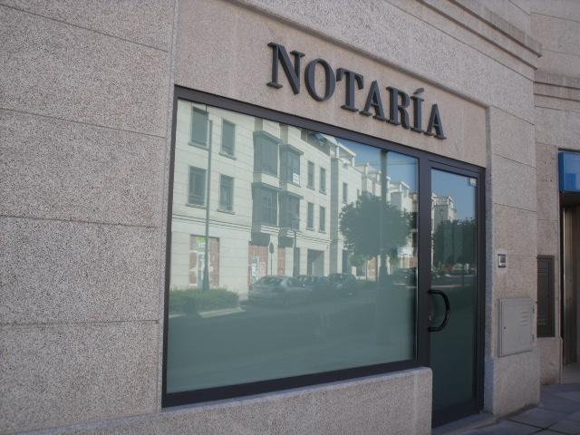 NOTARIA Dº RAFAEL CERVERA RODILLA