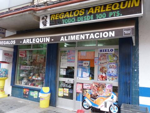 REGALOS ARLEQUIN