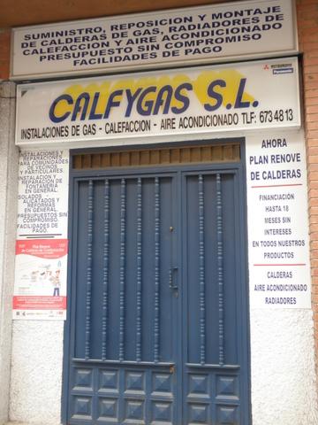 CALFYGAS