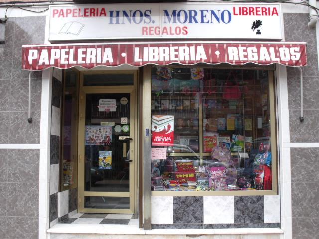 PAPELERIA HERMANOS MORENO