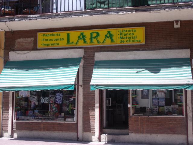PAPELERIA LARA
