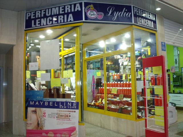 PERFUMERIA Y LENCERIA LYDIA