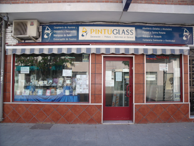PINTUGLASS, S.L.