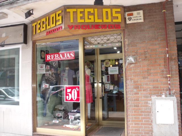 VAQUEROS TEGLOS