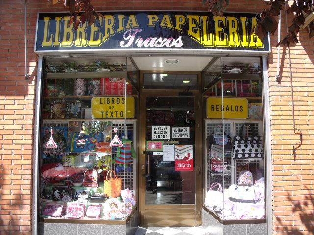 LIBRERIA PAPELERIA TRAZOS