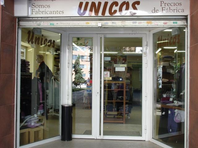 UNICOS MODA HOMBRE