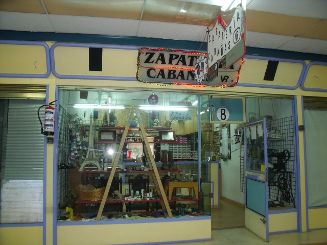 ZAPATERIA CABAÑAS VR