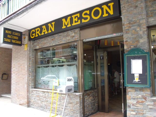 GRAN MESON