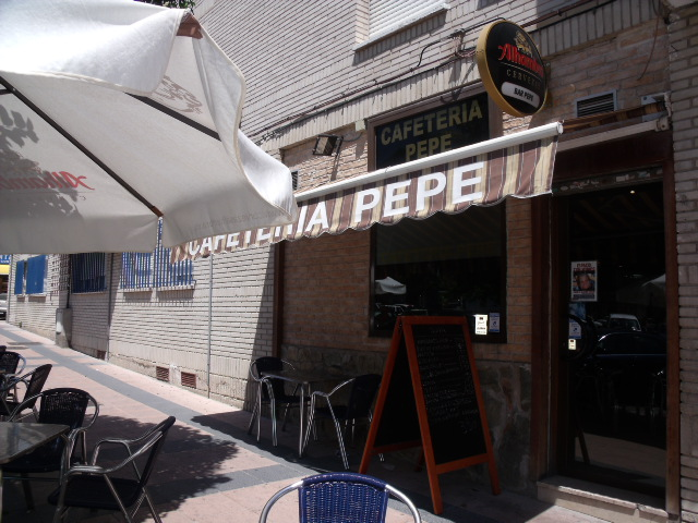 CAFETERIA PEPE