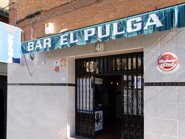 BAR EL PULGA