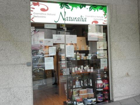 NATURALIA HERBOLARIO COSMÉTICA NATURAL