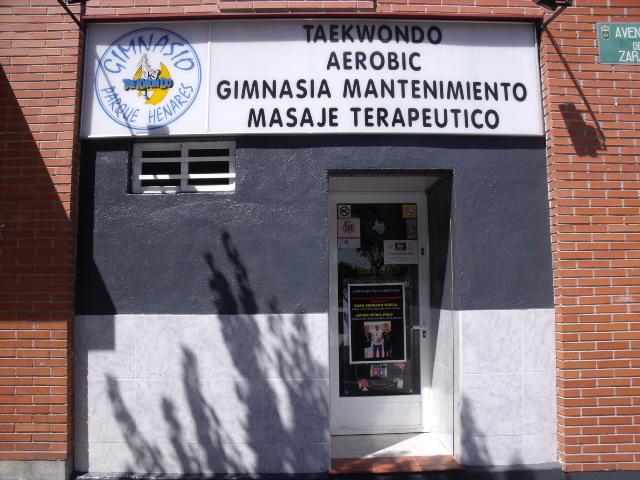 GIMNASIO PARQUE HENARES