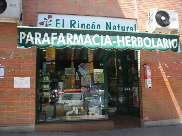 HERBOLARIO PARAFARMACIA EL RINCON NATURAL