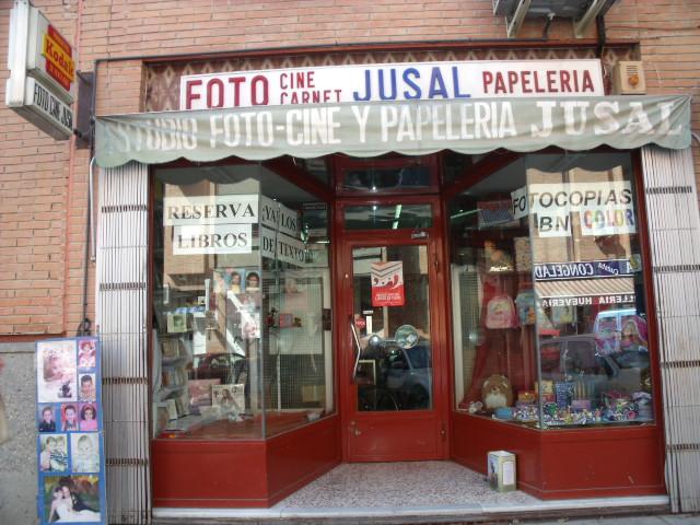 PAPELERIA FOTOGRAFIA JUSAL