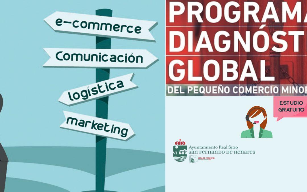 PROGRAMA DIAGNÓSTICO GLOBAL DEL COMERCIO MINORISTA
