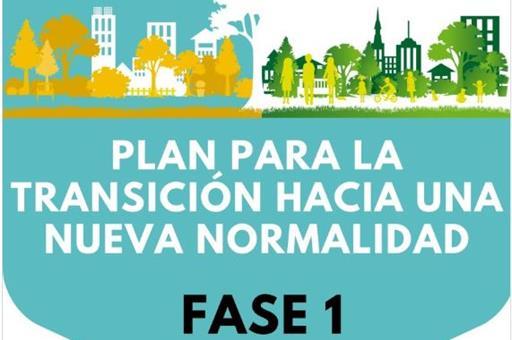 El Comercio y la Hostelería en la Fase 1 del Plan para la Transición hacia una nueva normalidad.