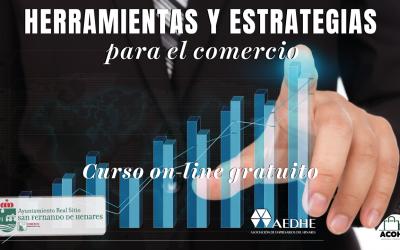 Clausura del curso de formación 'online' 'Herramientas y Estrategias para el Comercio'