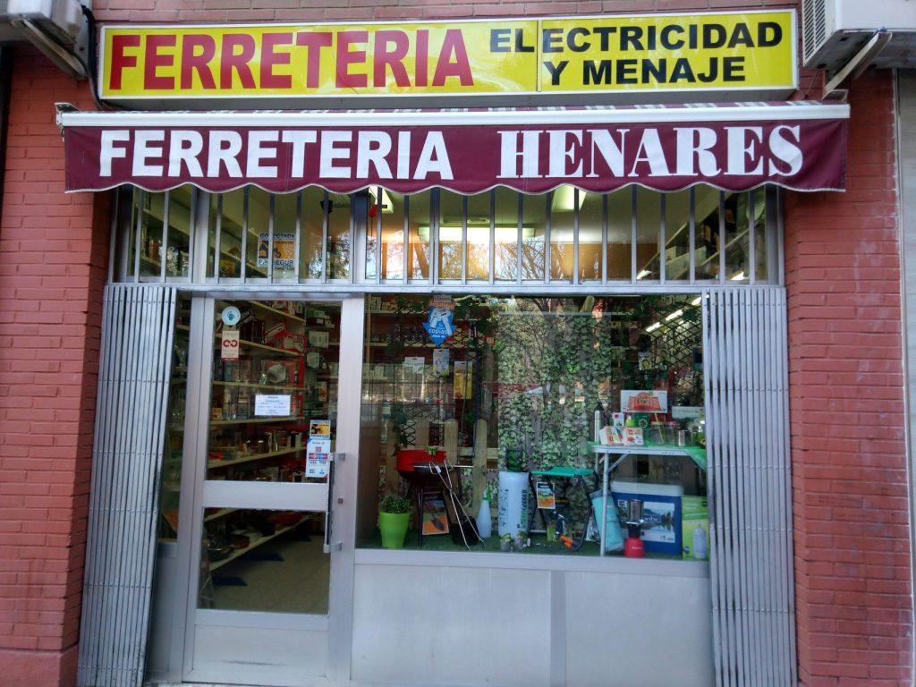 FERRETERIA HENARES