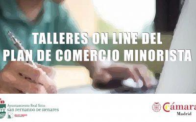 TALLERES ON LINE DEL PLAN DE COMERCIO MINORISTA