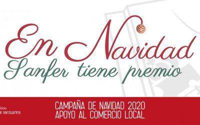 """""""En Navidad, SanFer tiene premio"""" Campaña de Apoyo al Comercio Local 2020"""