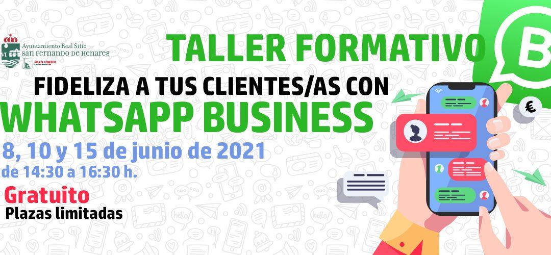WhatsApp Business, Nuevo Taller Formativo para Comerciantes y Hosteleros de Sanfer