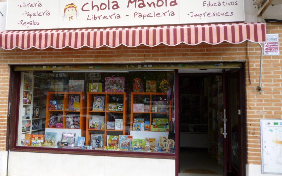 CHOLA MANOLA