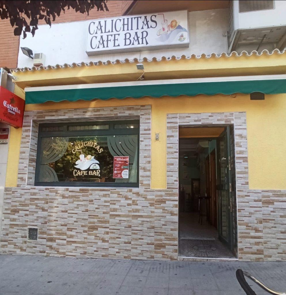 CAFÉ BAR CALICHITAS