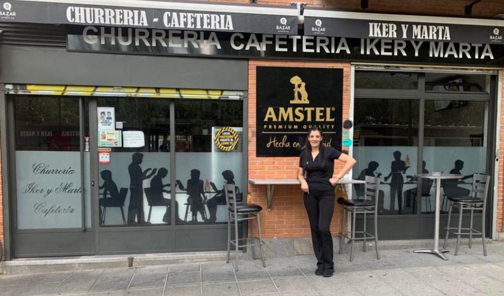 CHURRERÍA CAFETERÍA IKER Y MARTA